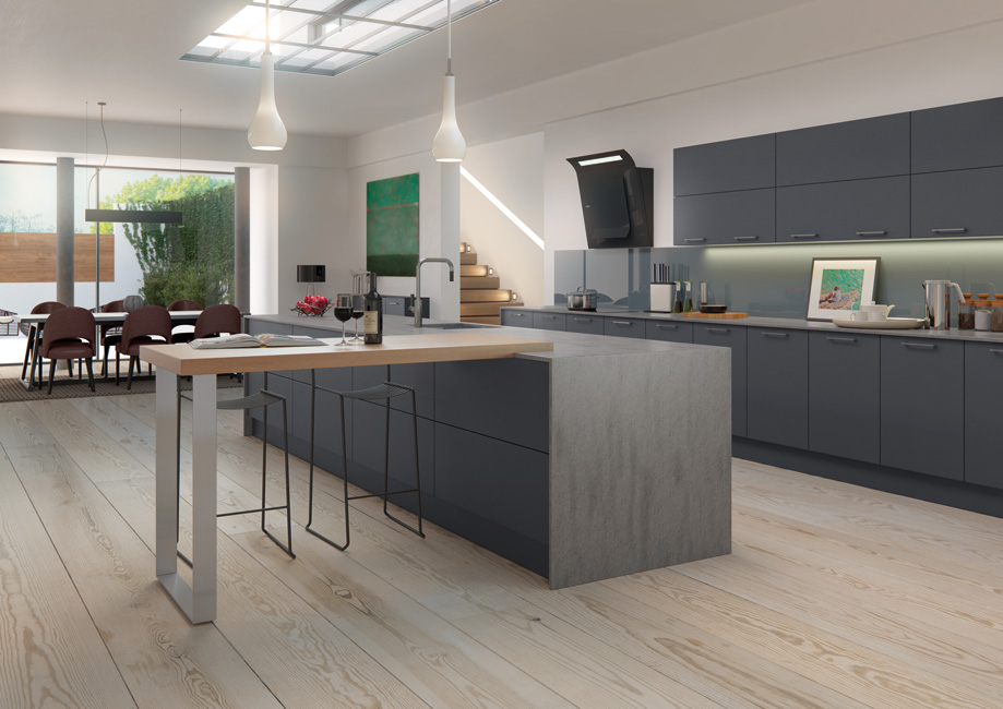 Shipley kitchens yorkshire luxury kitchens made in uk for Trendy kitchen ideas